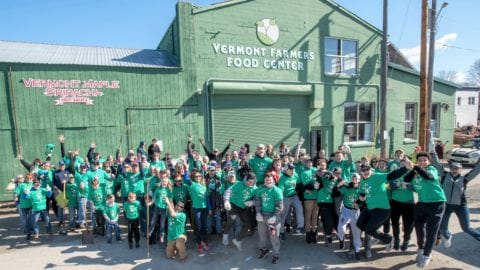Comcast Cares Day 2018: Making Change Happen in New England
