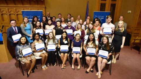 Comcast NBCUniversal Awards $53,000 in Scholarships to 44 Connecticut High School Seniors