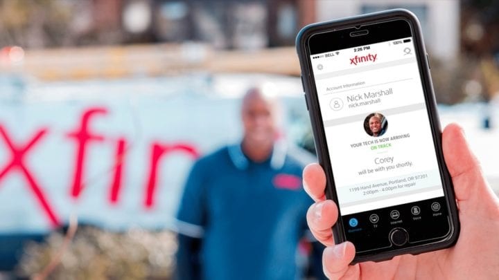 Xfinity Tips: Manage Appointments and Track Your Technician's Estimated Time of Arrival (ETA) with the Xfinity My Account App