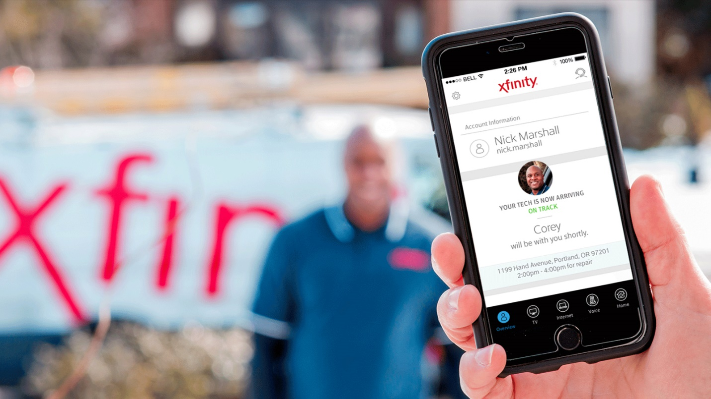 Xfinity Tips: Manage Appointments and Track Your